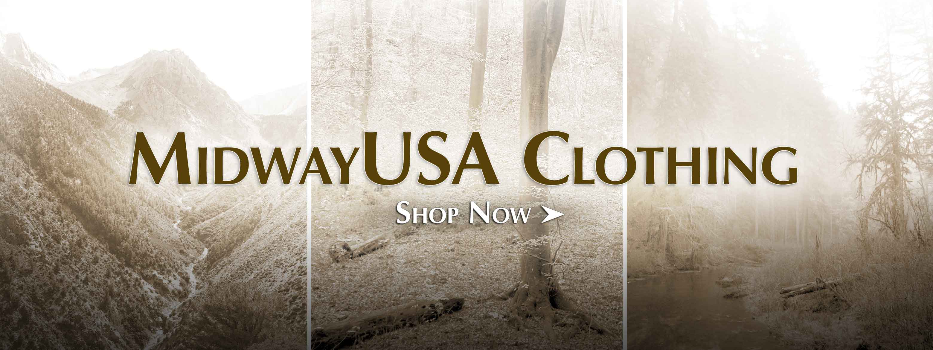 MidwayUSA Clothing