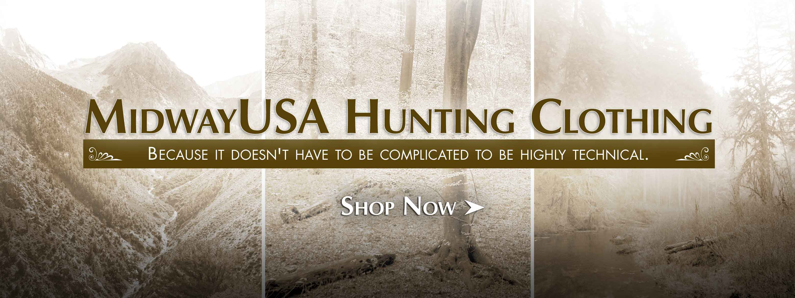 MidwayUSA Hunting Clothing