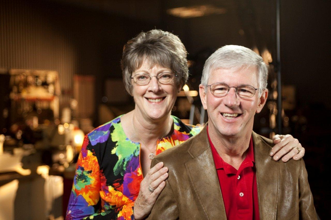 MidwayUSA owners Larry &amp; Brenda Potterfield