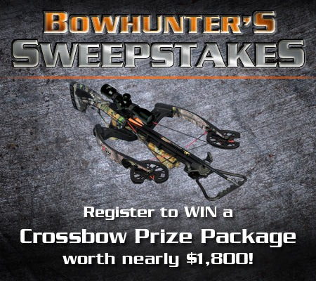 Bowhunter&#39;s Sweepstakes
