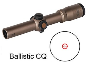 Burris Fullfield TAC30 Rifle Scope