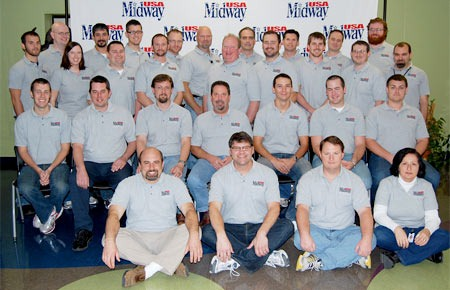 The MidwayUSA Information Systems Team
