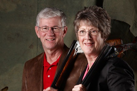Founders of MidwayUSA, Larry and Brenda Potterfield