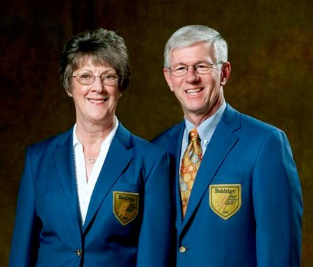 MidwayUSA Founders Larry and Brenda Potterfield