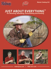 MidwayUSA Master Catalog #34