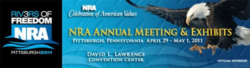 NRA Conference 2011 Banner