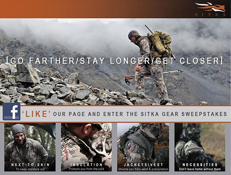 Sitka Gear 