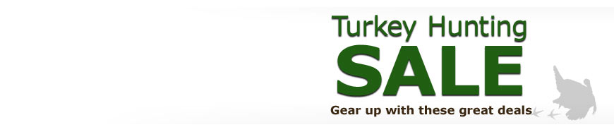 Turkey Hunting Sale