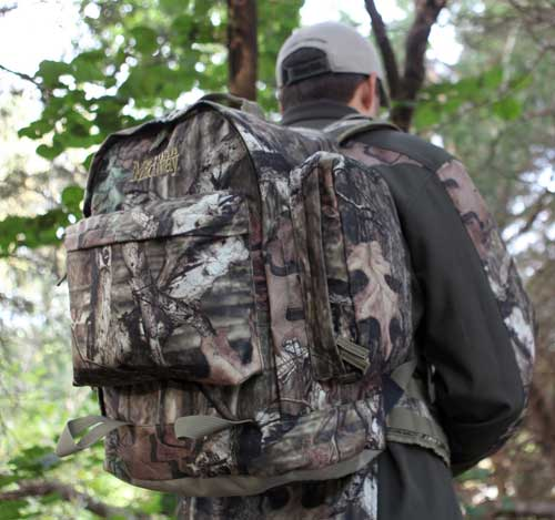 The MidwayUSA Hunting Backpack