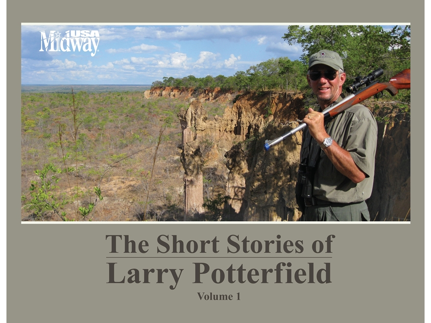 The Short Stories of Larry Potterfield