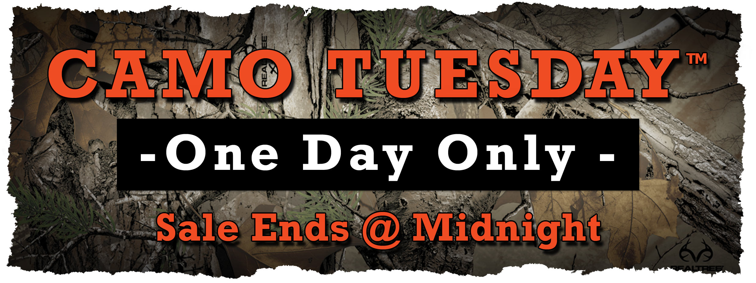 Camo Tuesday™ at MidwayUSA!