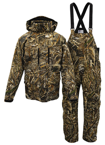 MidwayUSA Grand Pass 3-in-1 Parka and Bibs