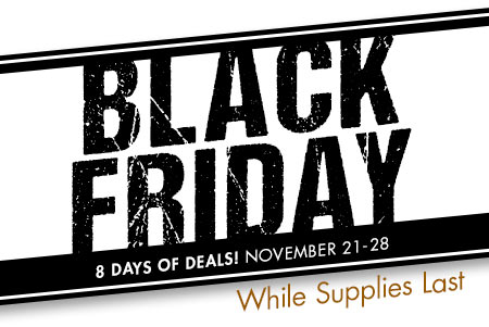 MidwayUSA Black Friday Deals Start Today!