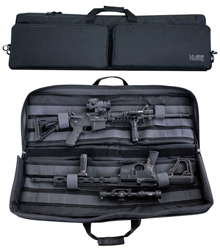 MidwayUSA Introduces MidwayUSA Heavy Duty Double Tactical Rifle Case