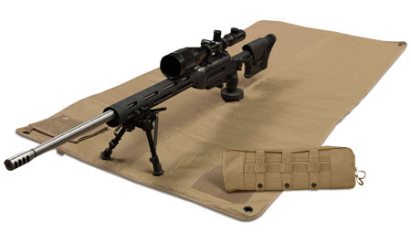 MidwayUSA Introduces MidwayUSA Lightweight Tactical Shooting Mat