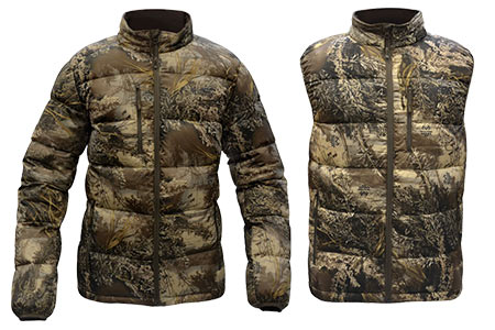 MidwayUSA Introduces MidwayUSA Alverstone Down Jacket and Vest