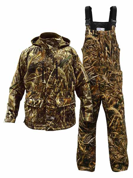 MidwayUSA Duck Creek Parka and Bibs
