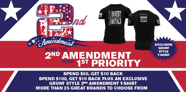 Make the 2nd Amendment Your 1st Priority - Bushnell