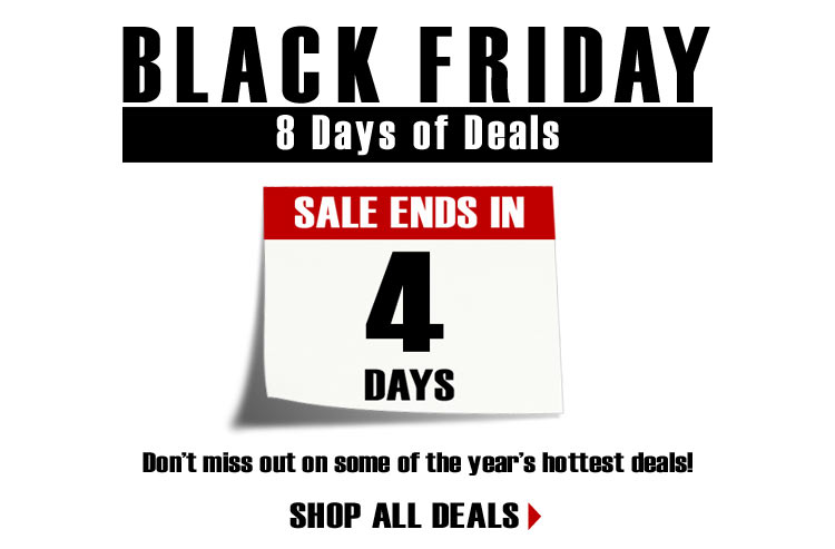 8 Days of Deals