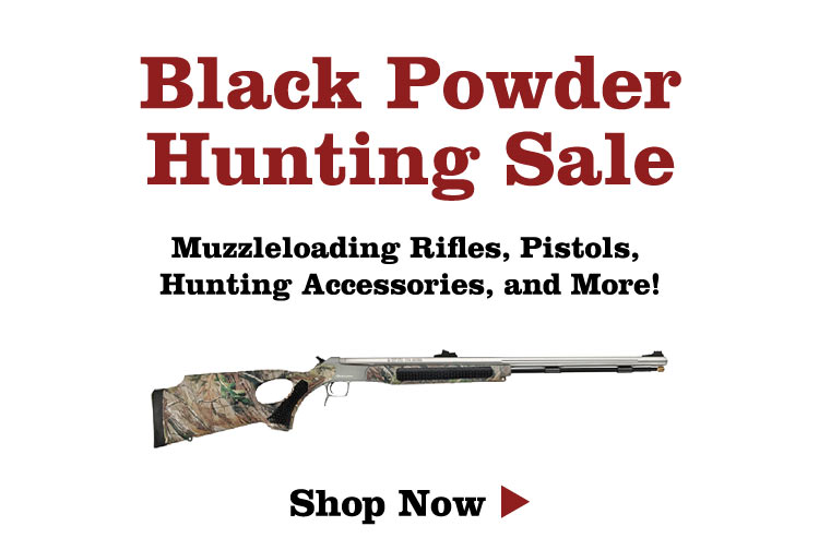 Black Powder Hunting Sale