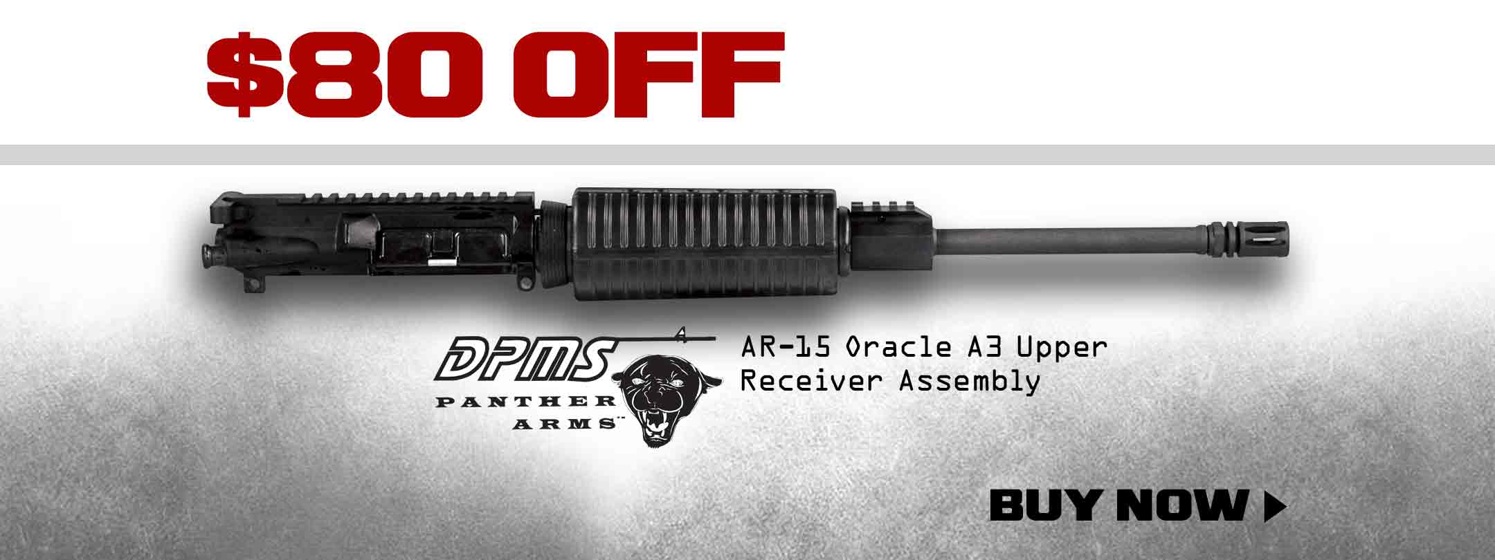 $80 Off DPMS AR-15 Oracle A3 Upper Receiver Assembly