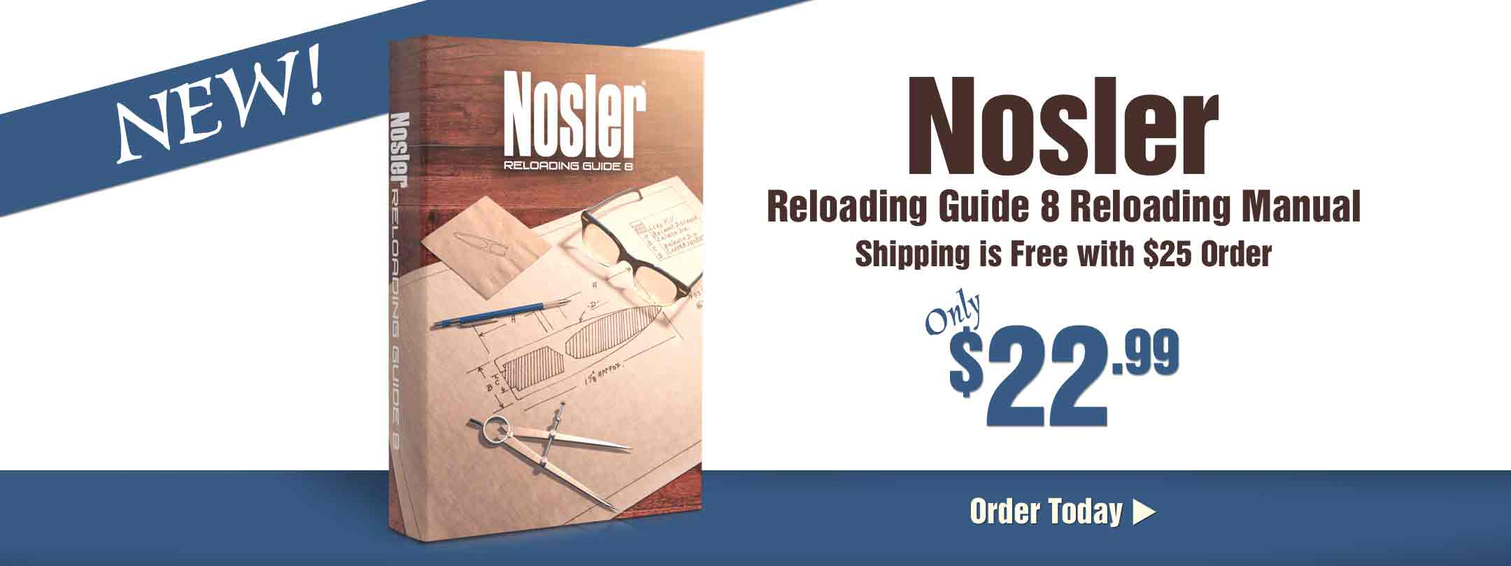 New Nosler Reloading Guide is Here