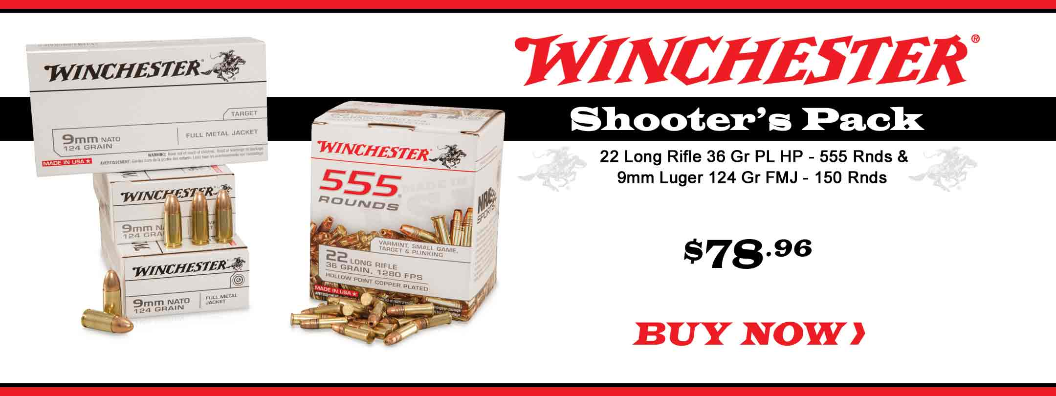 Winchester Shooter's Pack