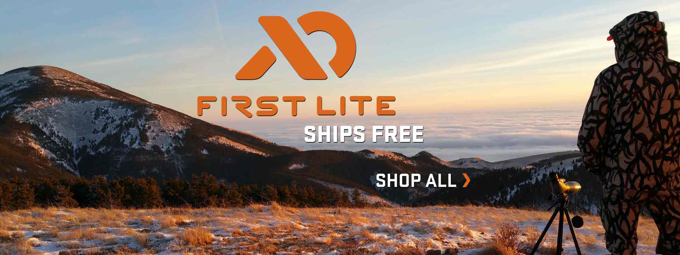 Shop All First Lite & Get Free Shipping