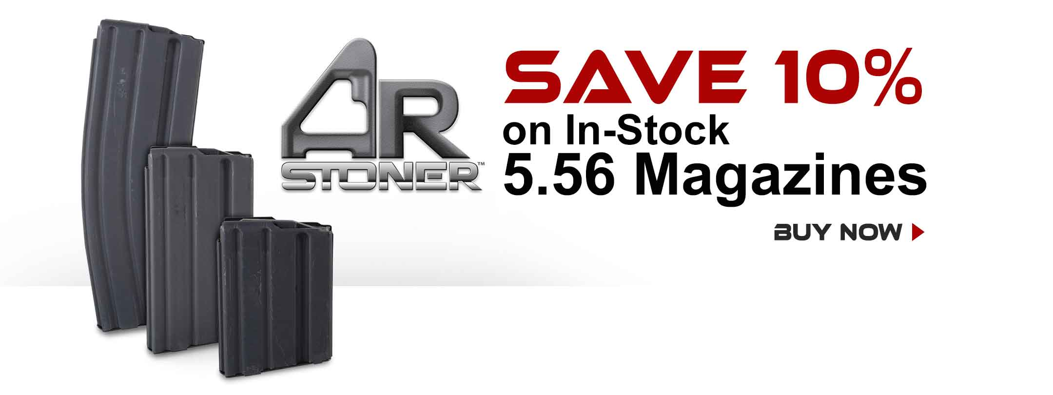 Save on In-Stock AR-Stoner 5.56 Magazines