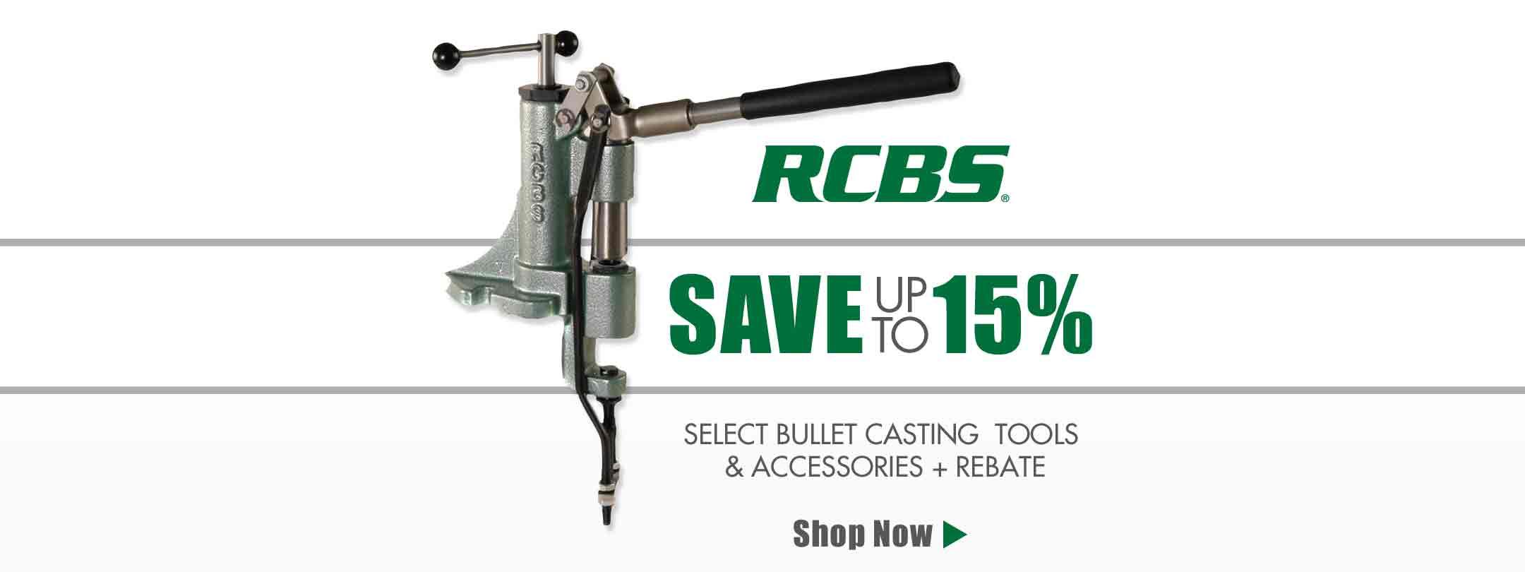 RCBS Bullet Casting Tools & Accessories
