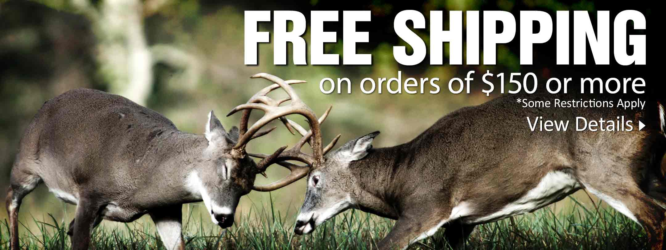Get Free Shipping on Orders Over $150