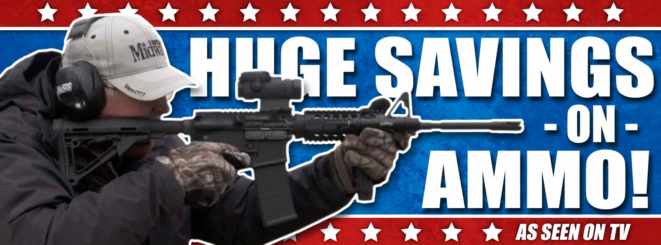 Huge Ammo Sale!