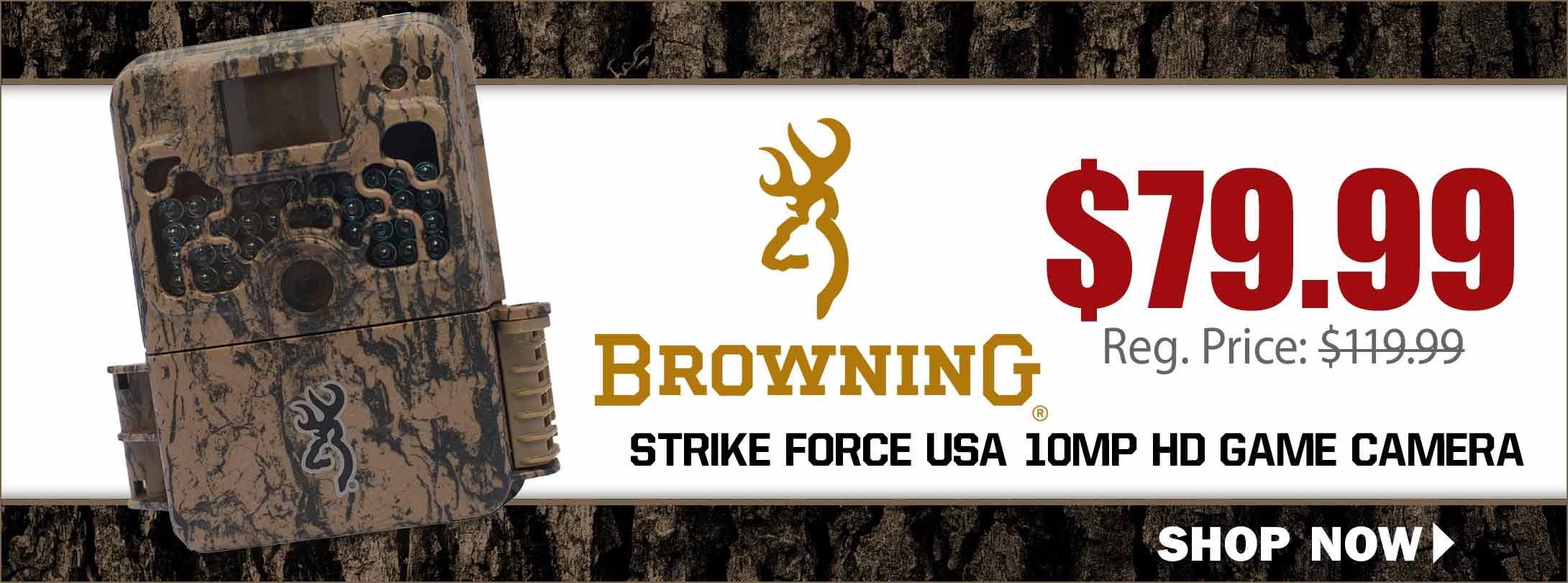Browning Strike Force Game Cam