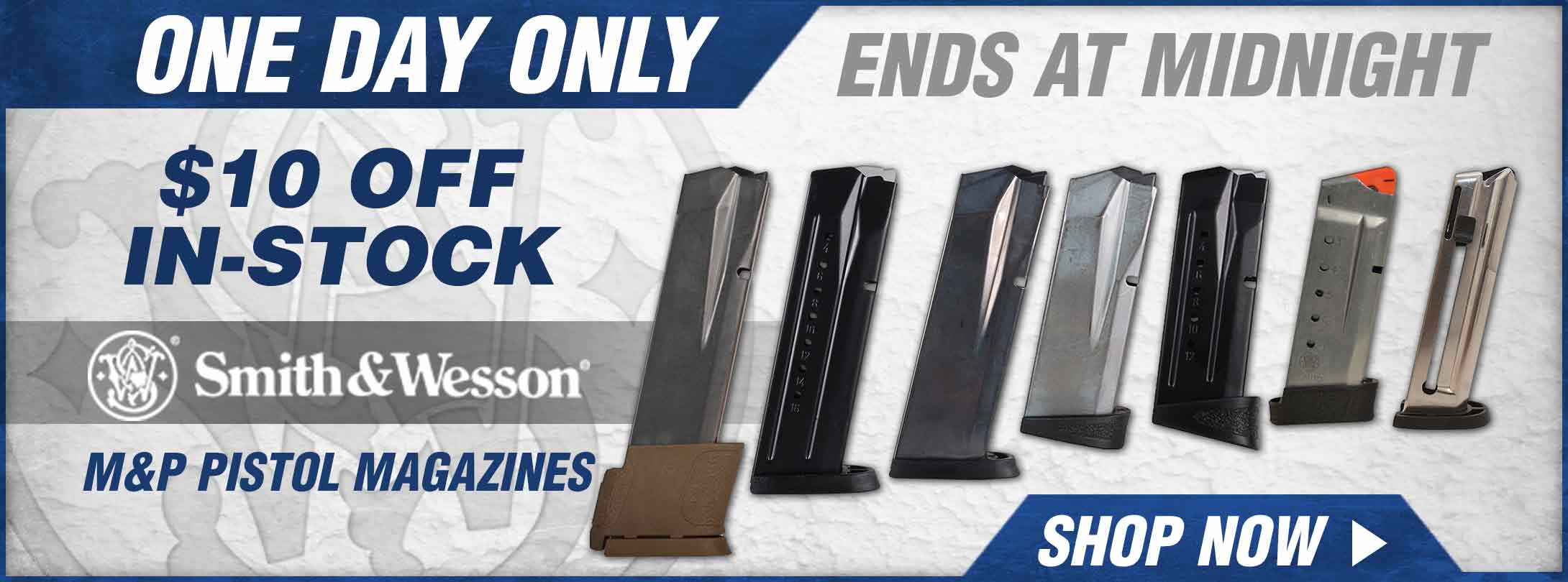Save on Smith & Wesson M&P Magazines