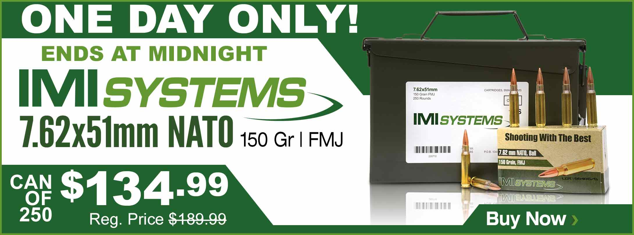 Save on IMI 7.62x51mm Ammo