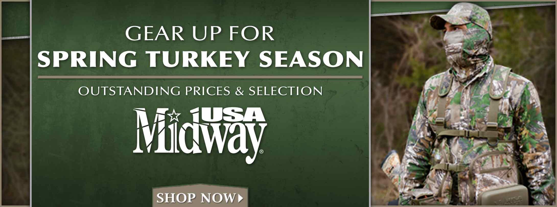 Get Ready For Turkey Season!
