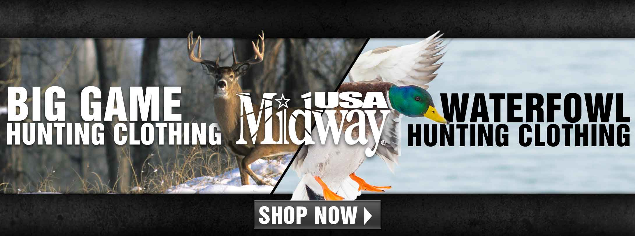 MidwayUSA Hunting Clothing Sale!