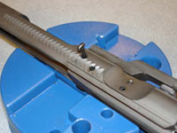 AR-15 Bolt Carrier and Firing Pin Retaining Pin