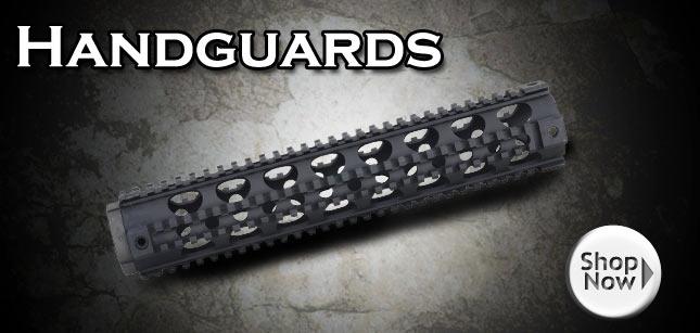 AR-15 Handguards