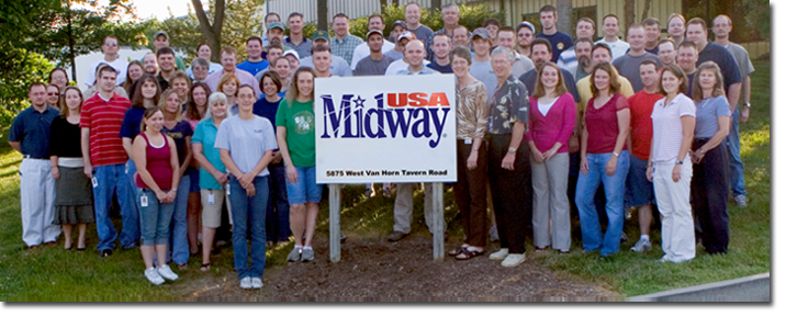 MidwayUSA Employees