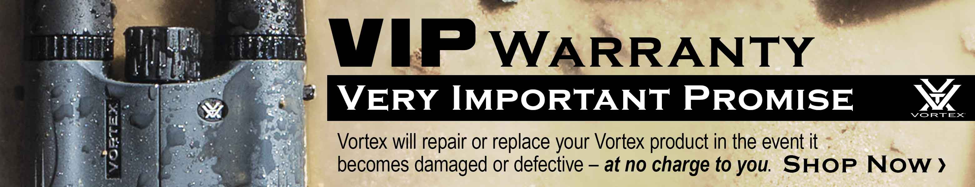 VIP Warranty – Very Important Promise