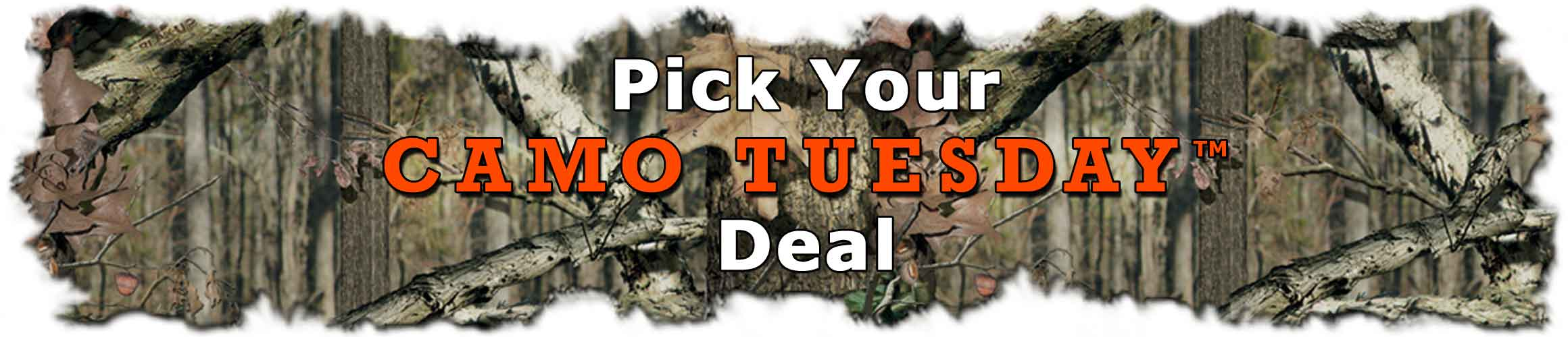 Camo Tuesday™: The Official One Day Hunting Sale