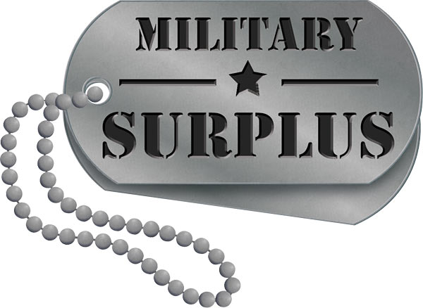 Military Surplus products