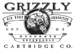 Grizzly Cartridge