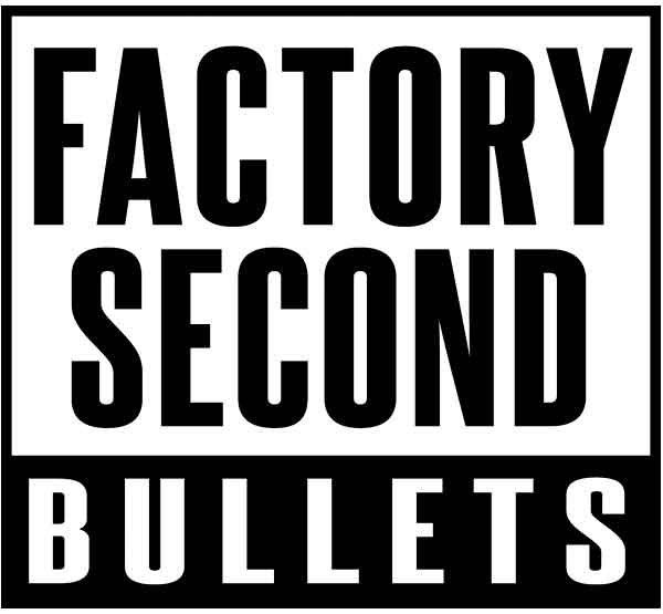 Factory Second Bullets products