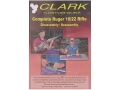 "Product detail of Clark Custom Guns Video ""Complete Ruger 10/22 Rifle Disassembly & Reassembly"" DVD"