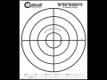 "Thumbnail Image: Product detail of Caldwell Tip Top Target 8"" Bullseye Package of 10"