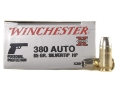 Product detail of Winchester Super-X Ammunition 380 ACP 85 Grain Silvertip Hollow Point