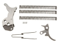 Product detail of Power Custom Half Cock Hammer and Trigger Kit Ruger 22 and 32 Caliber Single Six Stainless Steel