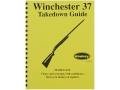 "Thumbnail Image: Product detail of Radocy Takedown Guide ""Winchester 37"""